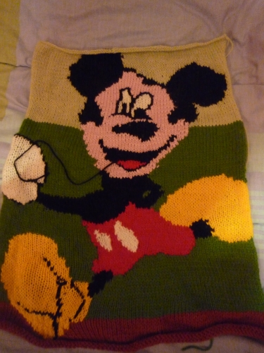 mickey couverture en fabrication.jpg